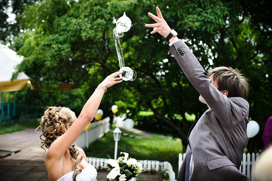 Обычаи на свадьбе